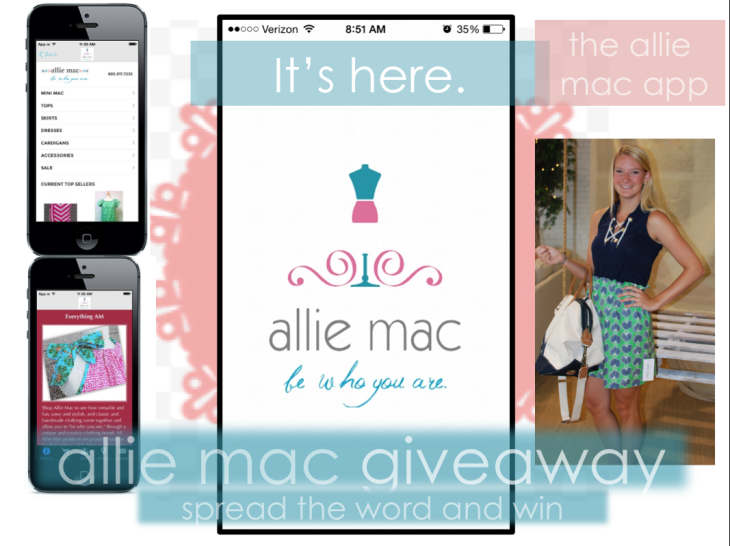 The allie mac app is here!